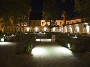 Parkas – Bernardinų sodas, Vilniaus m.