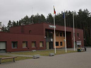 Geležinkelio ruožo apsauga nuo Stasylų (Šalčininkų) pasienio kontrolės punkto iki Lietuvos Respublikos valstybės sienos