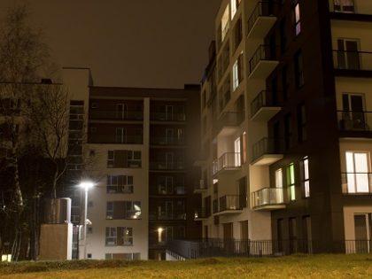 Daugiabutis gyvenamasis namas Virbeliškių g. 5, Vilniaus m.